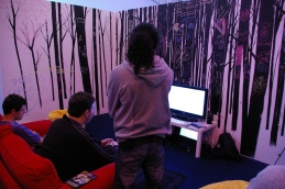 QUBE in the Lounge